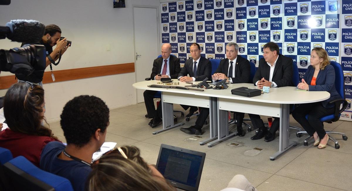 Ação conjunta desmonta esquema criminoso de compra e revenda irregular de álcool